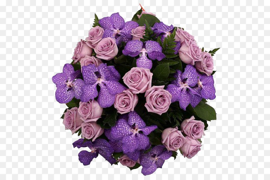 Букет фиолетовых цветов, красивые букеты недорогие