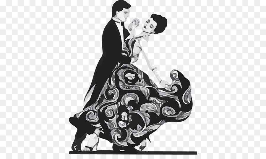 Черно-белые картинки бальные танцы