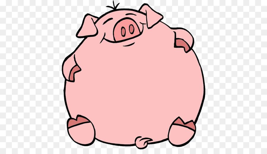 Свинья картинка смешная рисованная