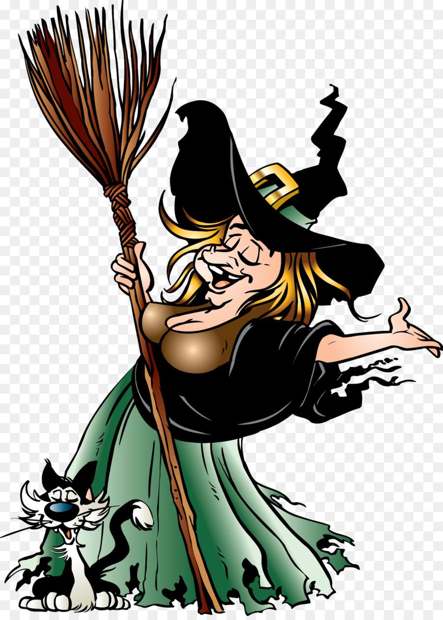 Смешные картинки ведьмочки
