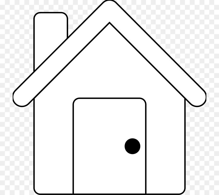 Картинка домик схематично шаблон