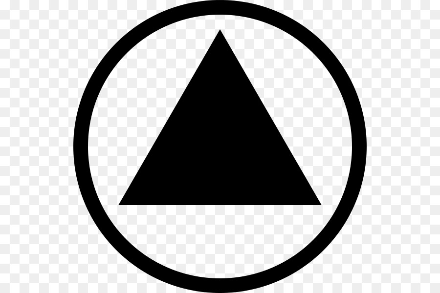 треугольный круг картинки популярных