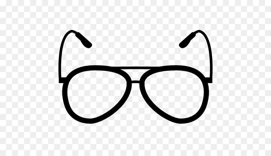 Картинка очки для раскрашивания