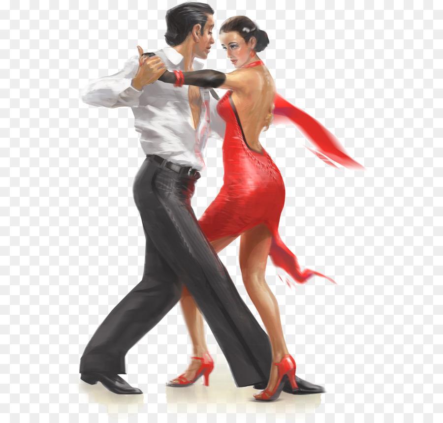 Картинка танцующих людей танго