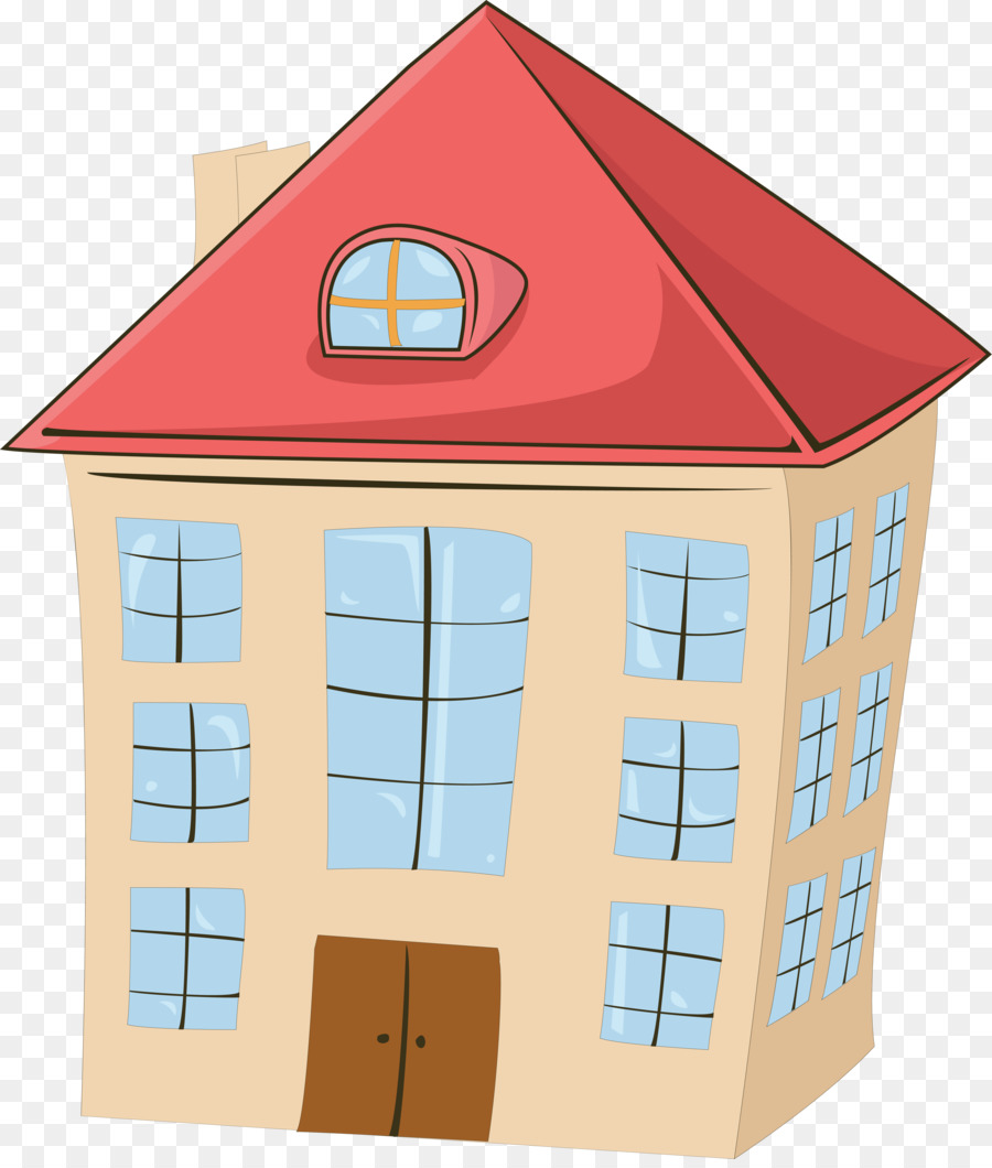 Картинки рисованные дома