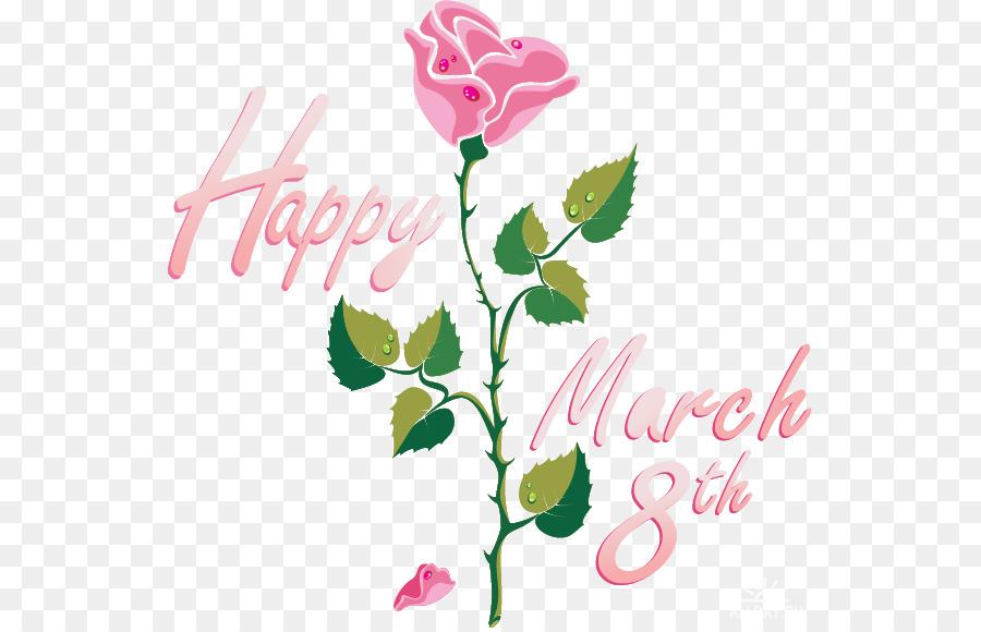 Поздравления с 8 марта по-английски