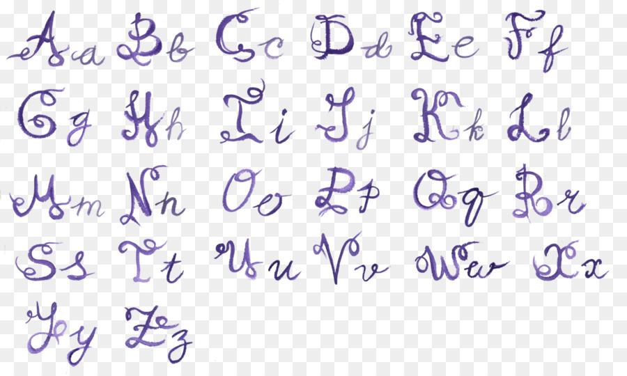 Картинки красивого почерка алфавит английский