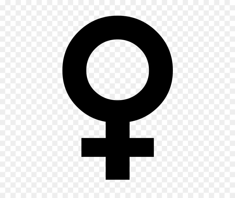 Знак девочки символ