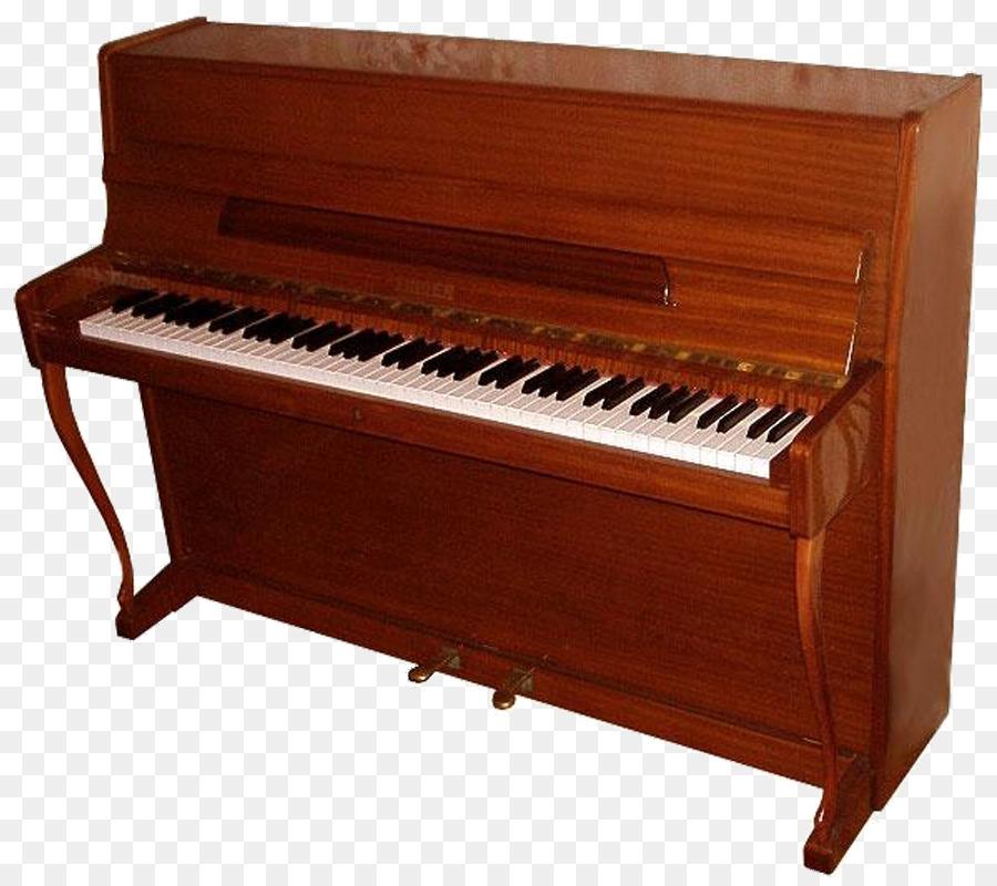 Пианино с картинками