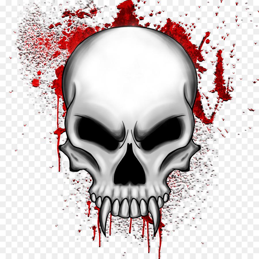 дизайн картинки на клан череп мастер-классы фото