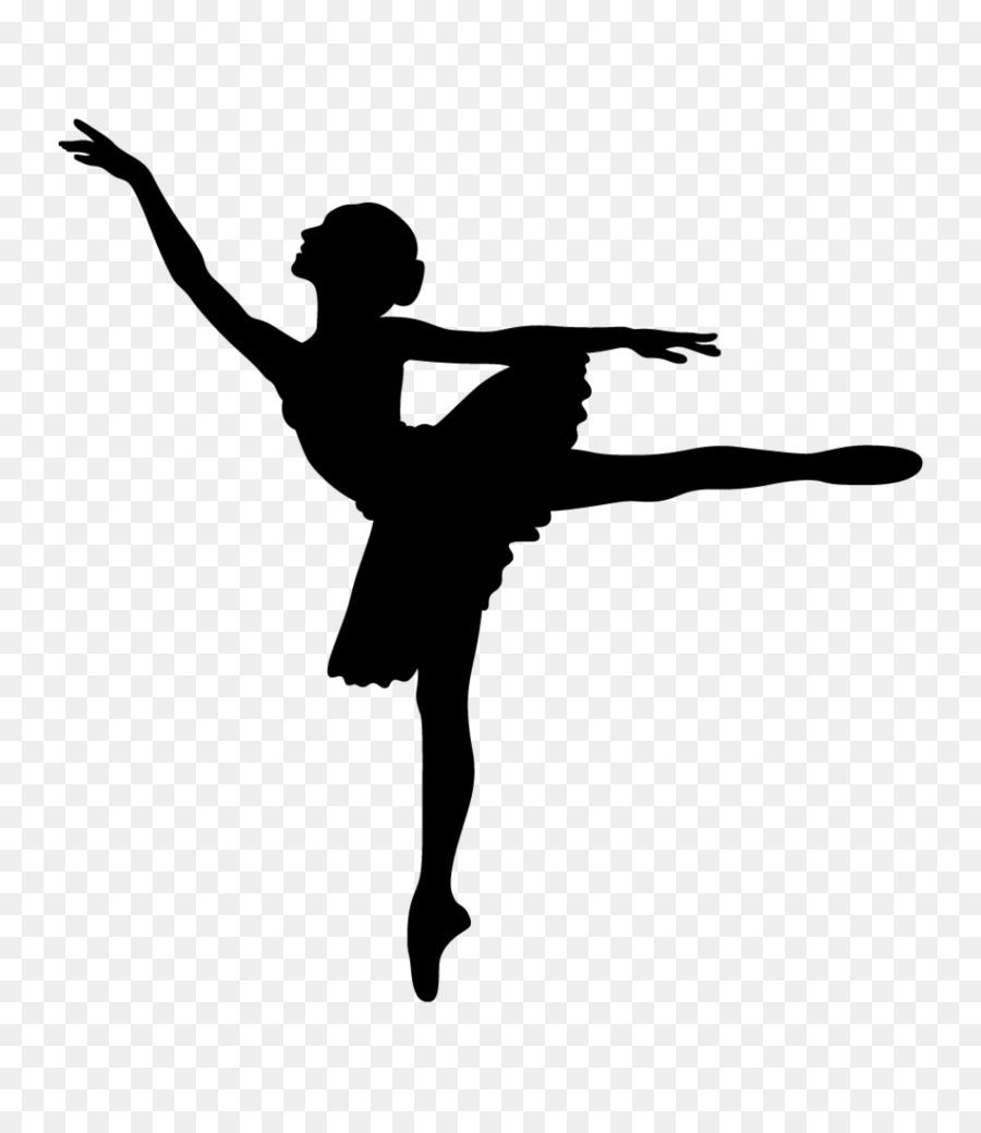 Картинки балерины в черном цвете