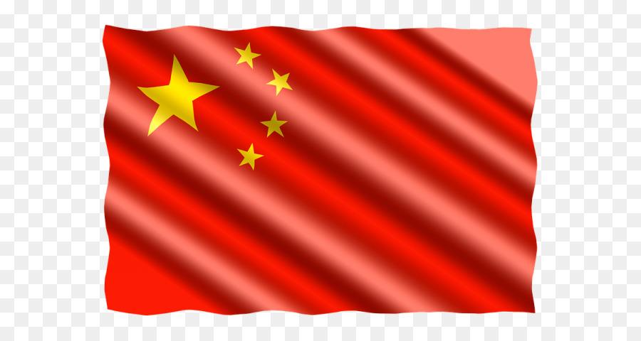 фото китайского флага приведён список