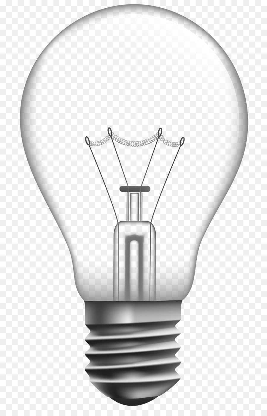 Картинки лампочка на прозрачном фоне