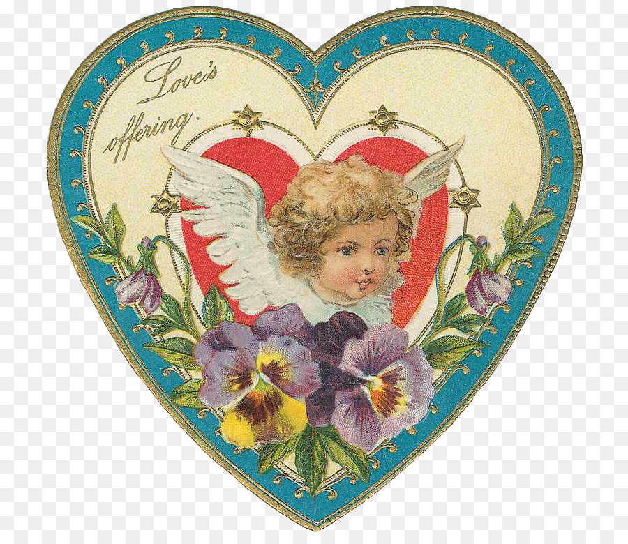 Открытки с ангелом и сердцем, надписью честный поздравление
