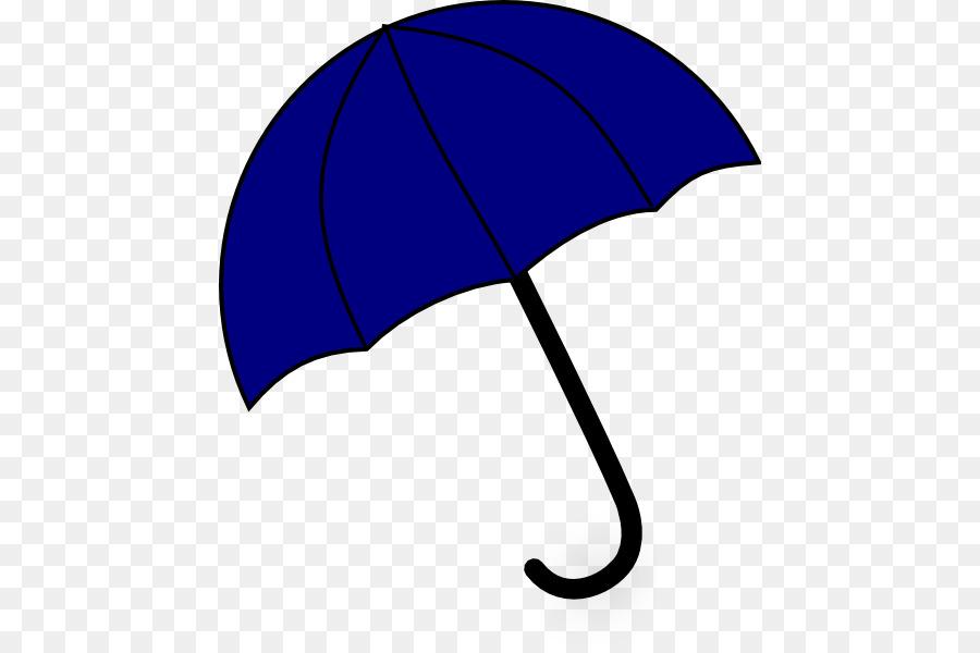 Картинка зонтик синий
