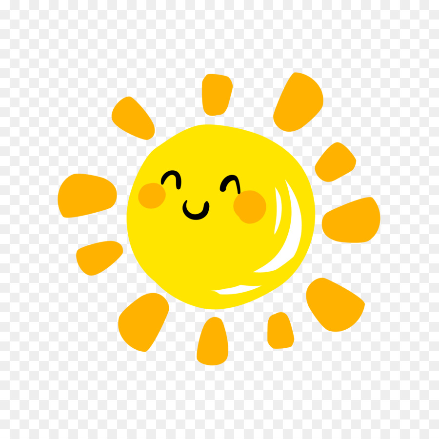 Солнышко картинки с прозрачным фоном