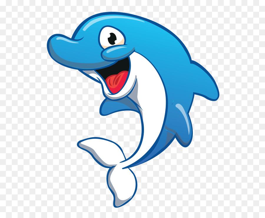 Поздравлениями, веселый дельфин рисунок