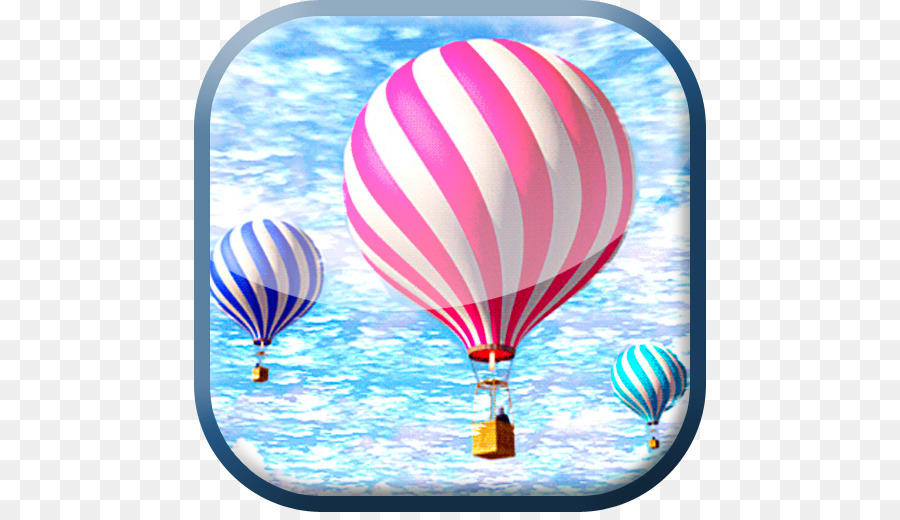 Картинки воздушного шара анимация, мекка