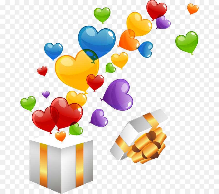 открытки с днем рождения для шарики подарки интернетах