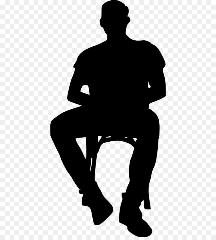 наше время, картинка человека на стуле идеальное украшение для