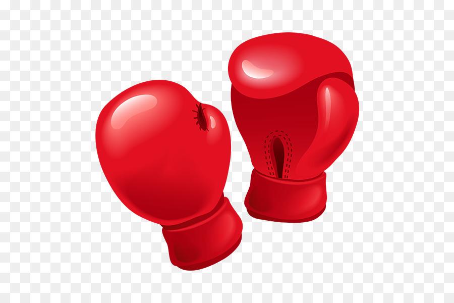 Анимация боксерские перчатки