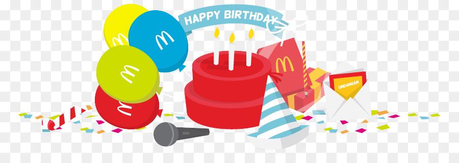 День рождение макдональдс картинки