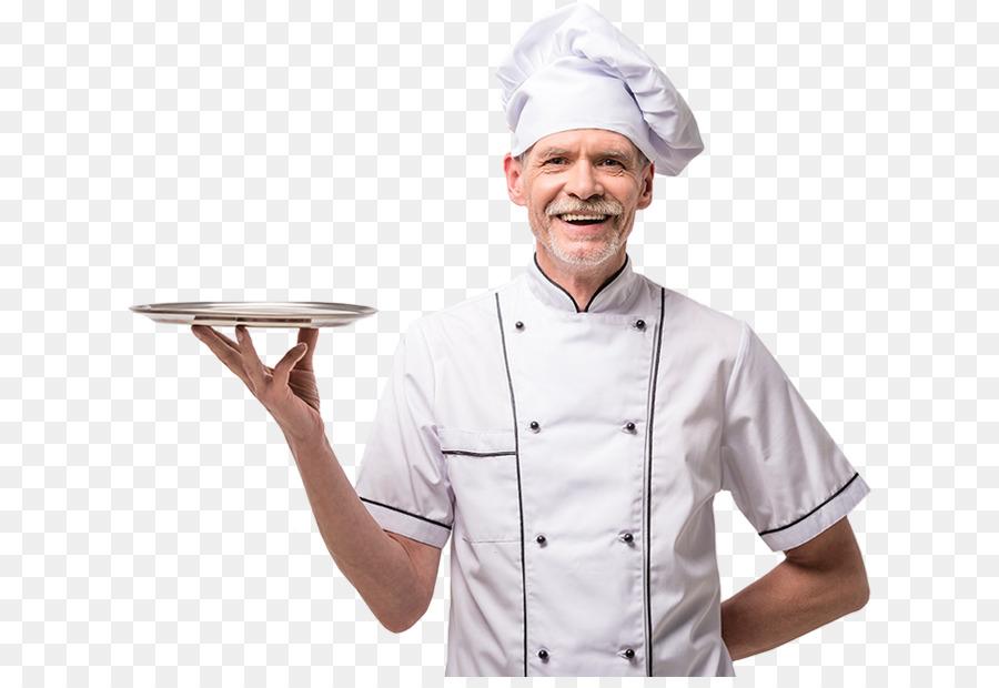 картинка повара с блюдом в руке пнг здесь