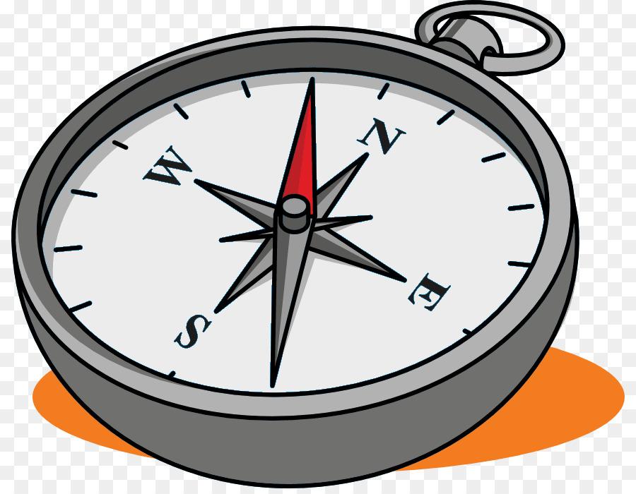 Картинка как нарисовать компас