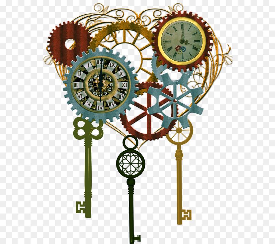 этом старинные часы векторная картинка почти
