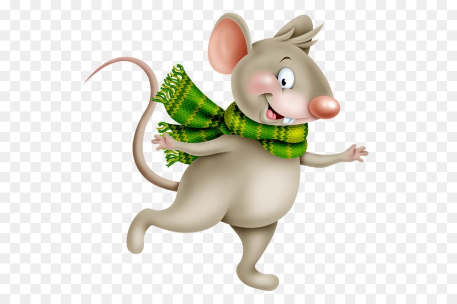 странно ведущих мышка в пнг новогодняя всё