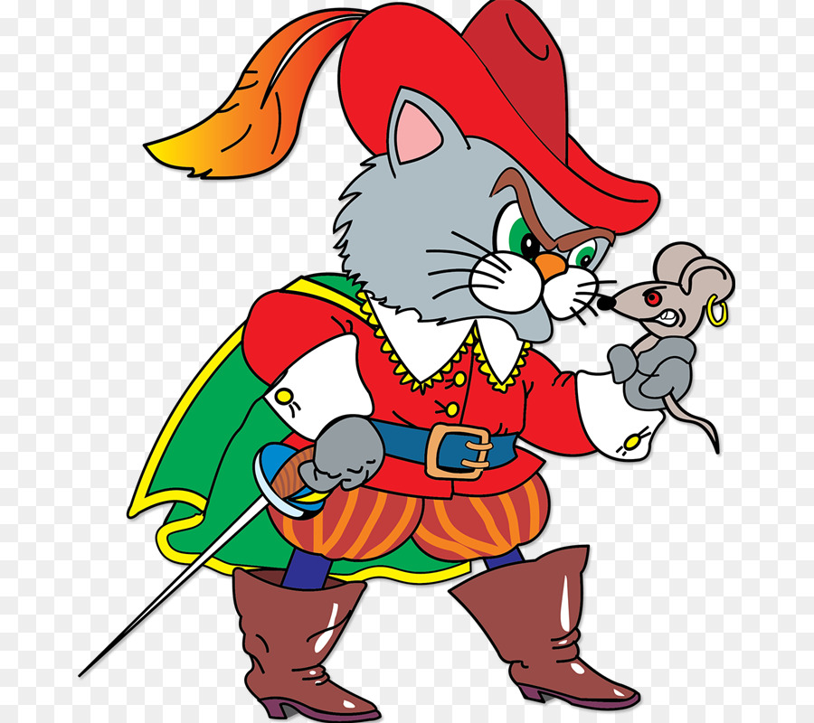 Картинки для детей кот в сапогах