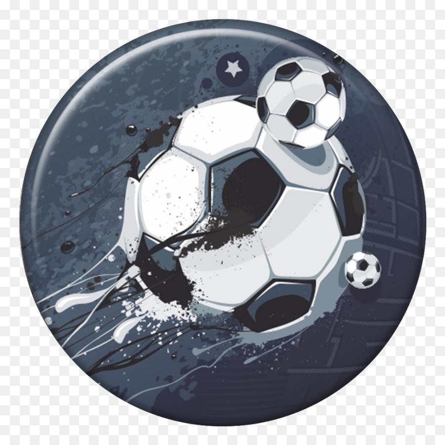 футбол круглая картинка делом стоит