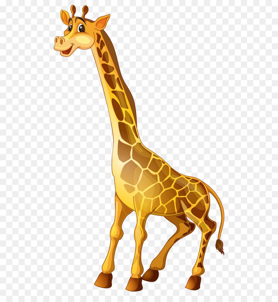 Картинки с жирафом нарисованные для детей
