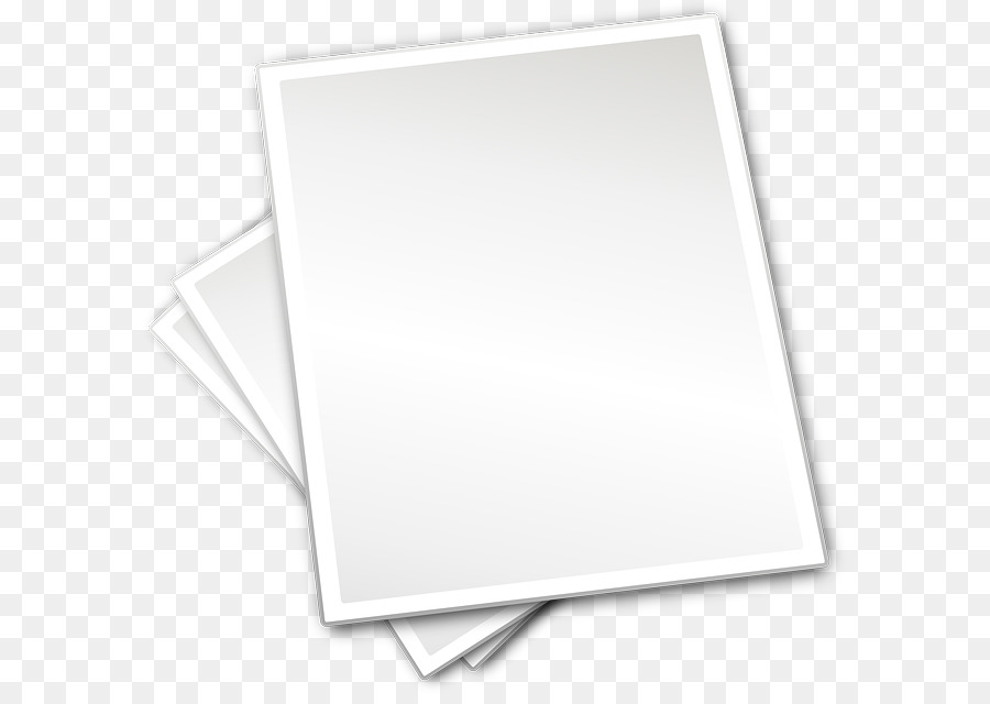 листы бумаги картинки на прозрачном все