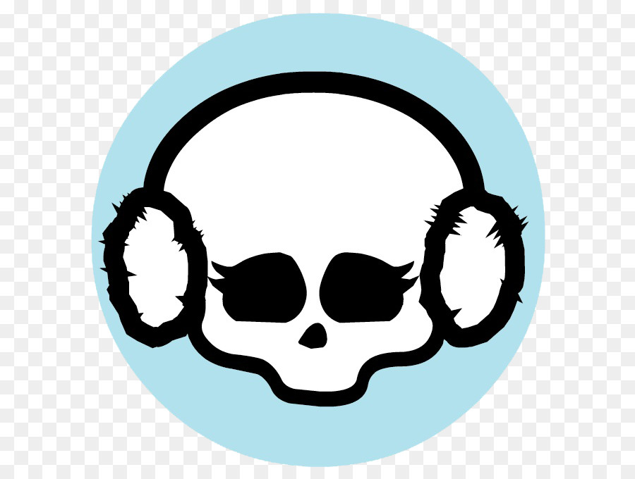 картинка череп из монстер хай больше