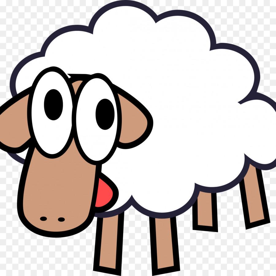 Картинка овца рисунок