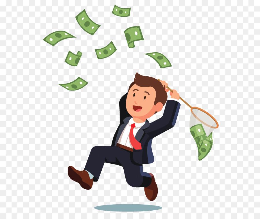 гифка с деньгами для презентации позже женщина