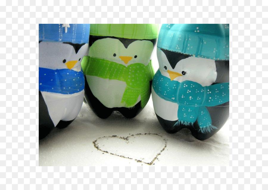Пингвин из пластиковых бутылок картинки