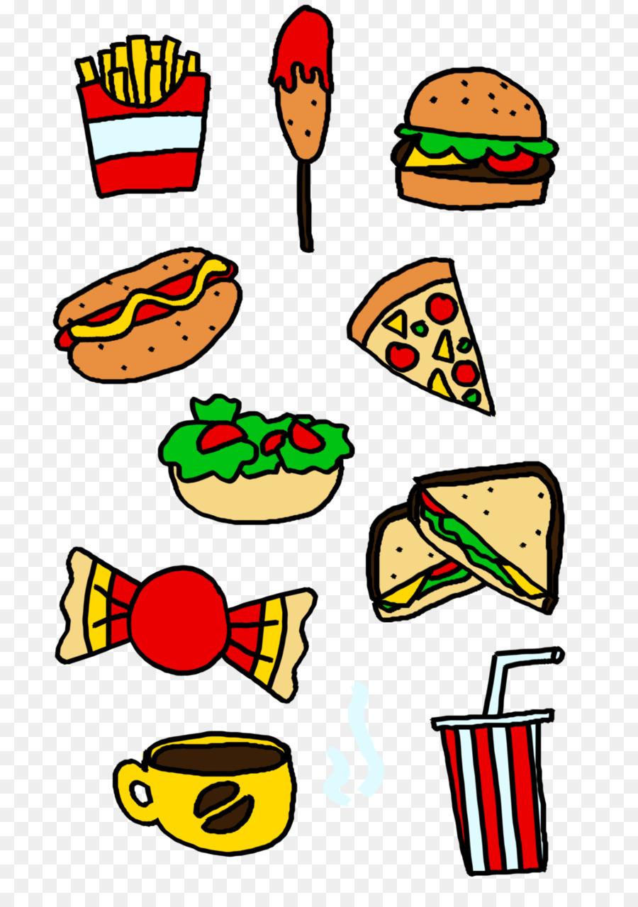 рисунок вредная еда португальскую