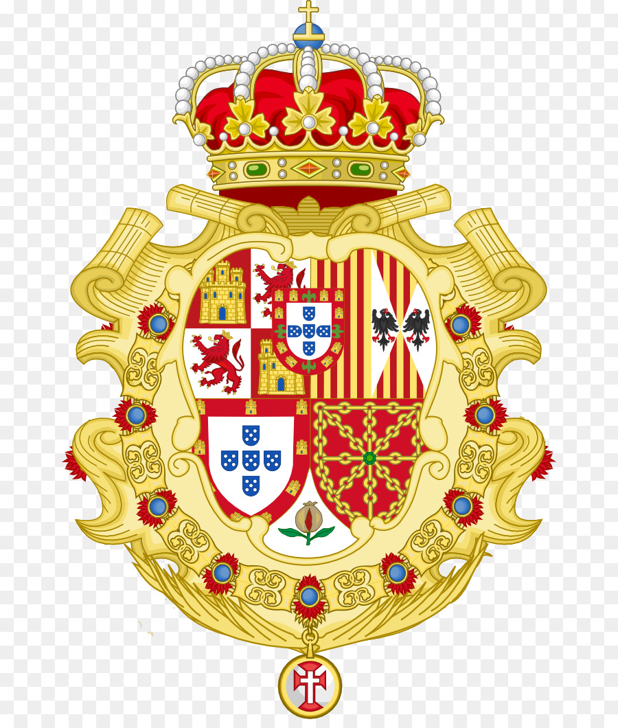 герб испании картинка