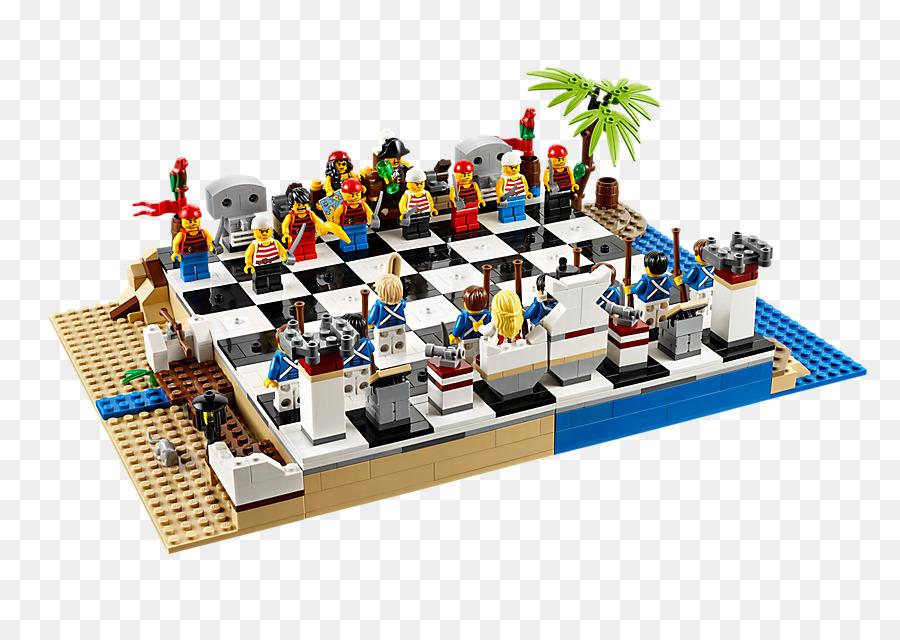 клубничные набор лего шахматы пираты прошел дождь