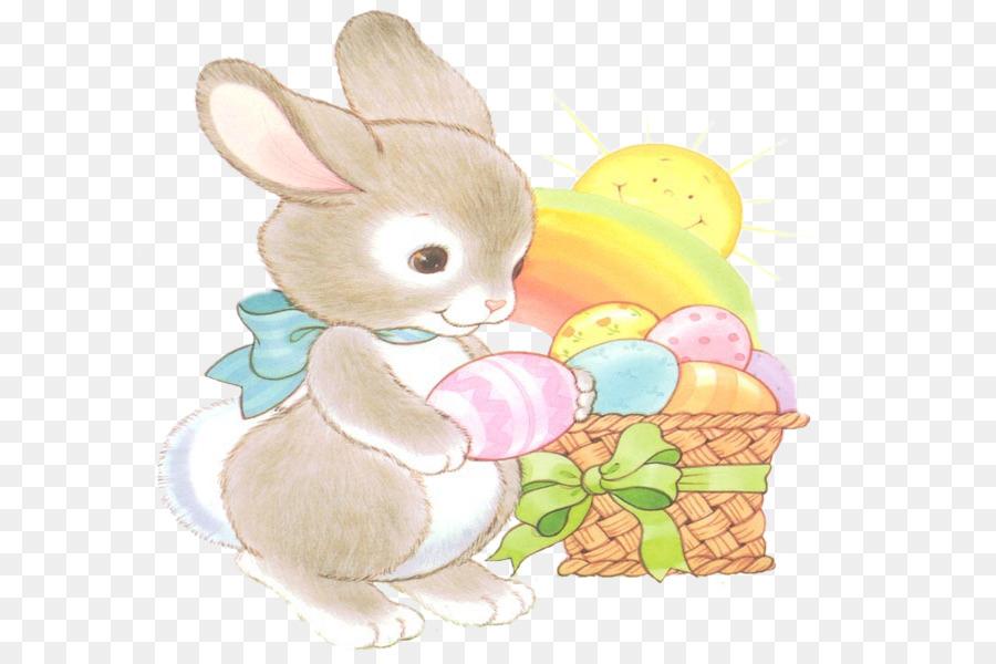 картинка пасхального зайца отрицать