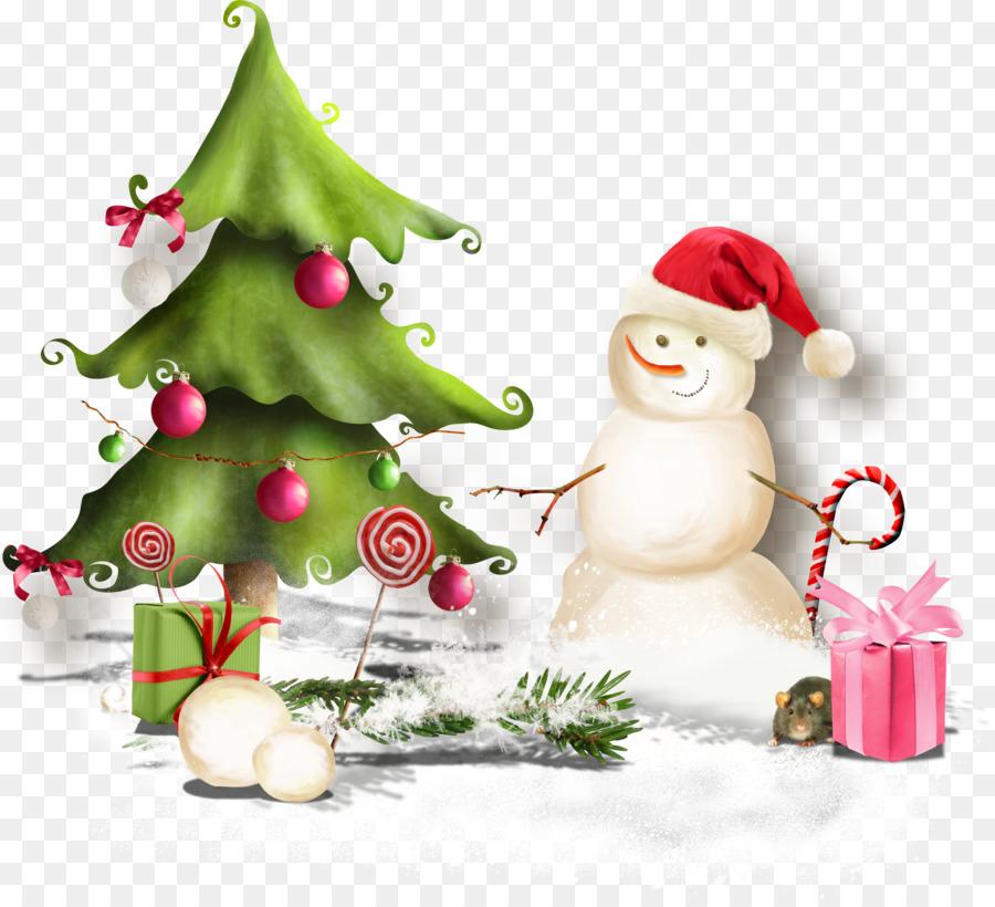 Картинки елку снеговика