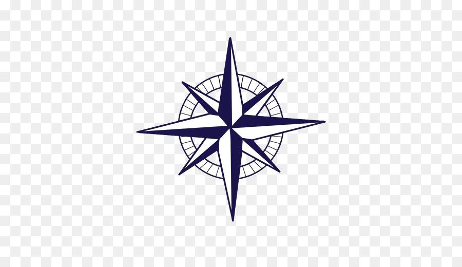 картинка звезды компаса