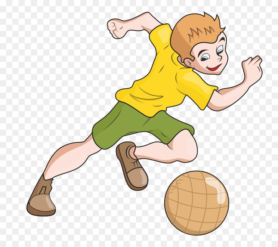 Рисунок мальчик в спорте