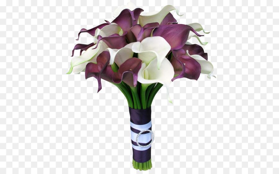Цветы оптом, свадебный букет из крупных калл