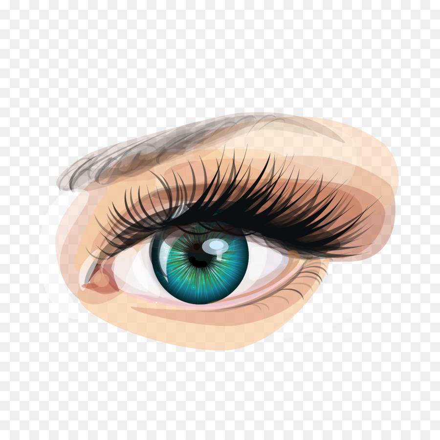 Глаза картинка на белом фоне