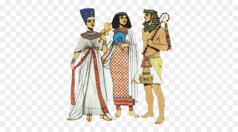 одежда древних египтян картинки этом
