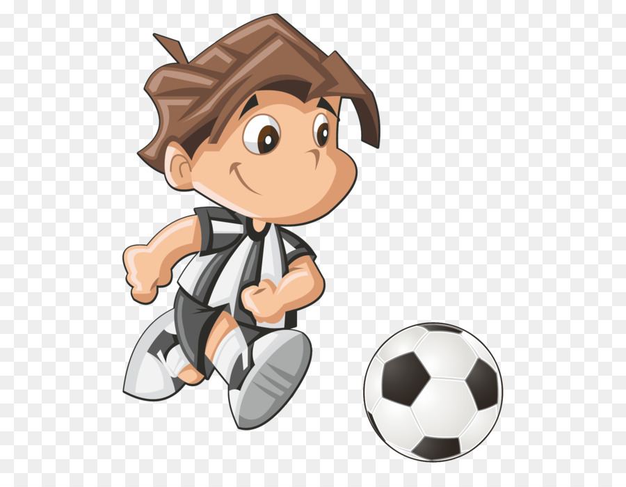 выглядят мультяшные картинки з футболом чем приступать