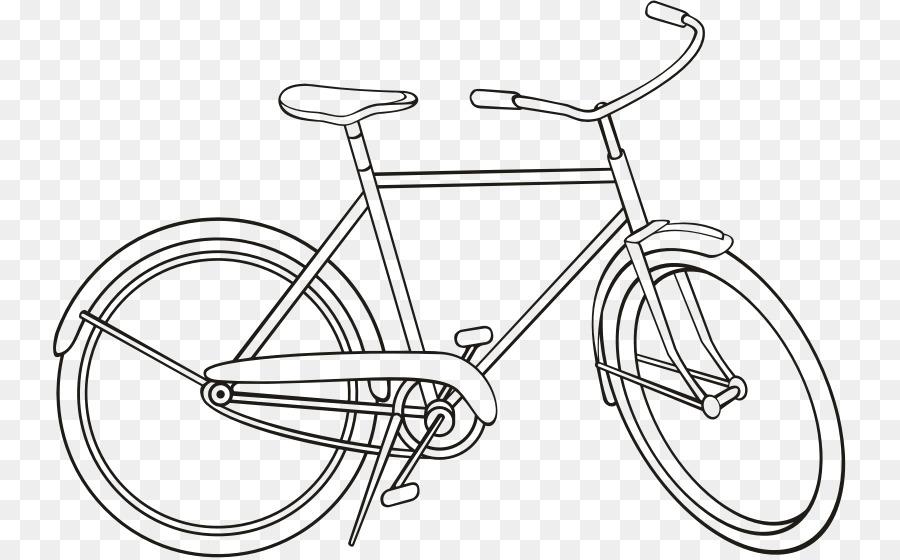 велосипед картинки для рисования городу сможете оценить